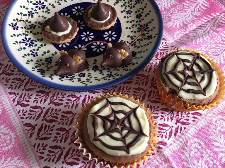 ハロウィンお菓子の簡単レシピ!フープロや市販品を使った時短